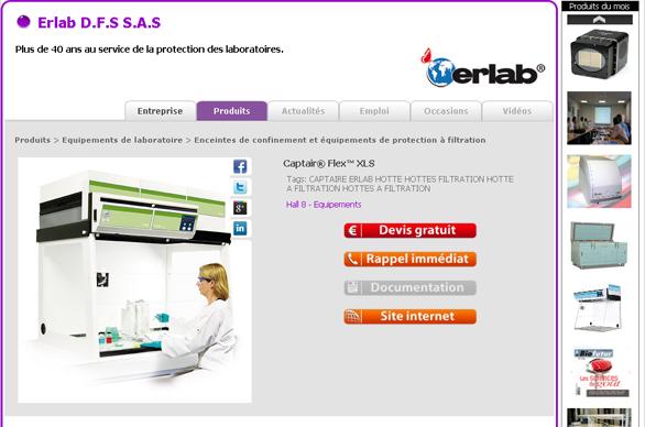 Info media publishing for Salon biotech